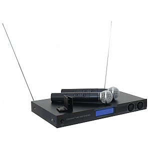 Omnitronic VHF-450 Wireless mic system 1/7