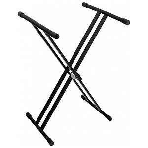 Omnitronic Keyboard stand SV-1 with clamp lock 1/2