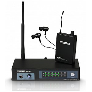 LD Systems MEI ONE 1 - In-Ear Monitoring System wireless 863,700 MHz 1/3