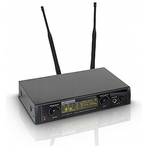 LD Systems WIN 42 R - Receiver for LD WIN 42 wireless microphone system 1/4