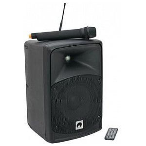 Omnitronic WAMS-08BT Wireless PA system 1/5