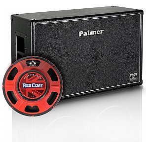 "Palmer MI CAB 212 PJA OB - Guitar Cabinet 2 x 12"" with Eminence Private Jack 1/5"