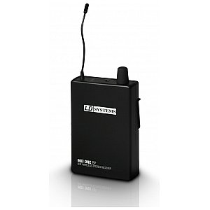 LD Systems MEI ONE 2 BPR - Receiver for LD MEI ONE 2 864,100 MHz 1/1