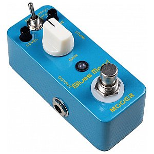 Mooer Blues Mood, Blues Drive Pedal, Efekt gitarowy 1/1