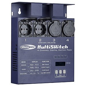 Showtec MultiSwitch 1/2