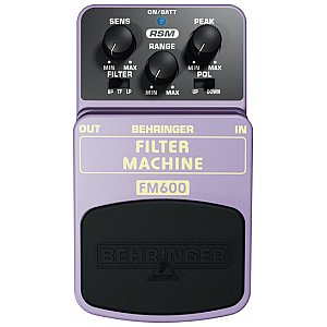 Behringer FILTER MACHINE FM600 efekt gitarowy 1/1