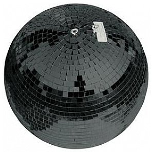Eurolite Mirror ball 40cm black 1/1