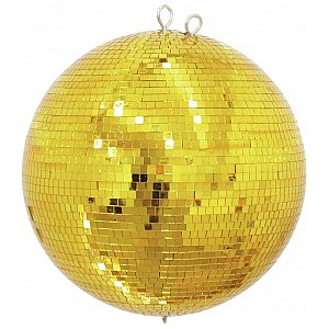 Eurolite Mirror ball 40cm gold 1/2