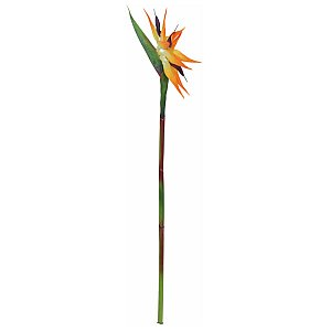 Europalms Paradise bird spray, orange, 95cm, Sztuczny kwiat 1/2
