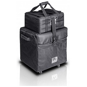 LD Systems DAVE 8 SET 1 - Transport bags with wheels for DAVE 8 systems 1/5