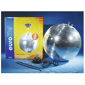 Eurolite Mirror ball 40cm with MD-1515 motor 1/3