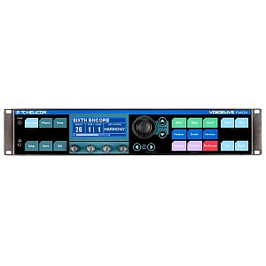 TC Helicon VoiceLive Rack, procesor wokalowy rack 1/3