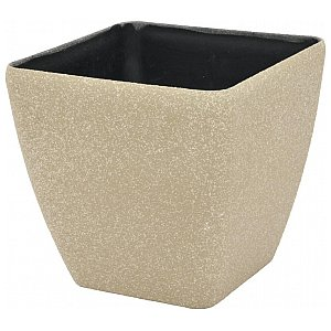 Europalms Decoplanter STONA-41, rectangular, beige, Doniczka 1/6