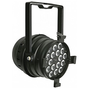 Showtec LED Par 64 Q4-18 Black 1/3