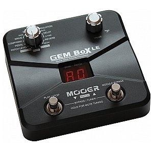 Mooer GEM Box LE Guitar MultiFX Processor, Efekt gitarowy 1/4