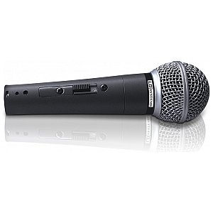LD Systems D 1006 - Dynamic Vocal Microphone with Switch 1/2