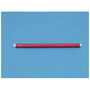 Omnilux tube tube 15W G13 450x26mm red glass 1/1