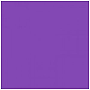 Rosco Supergel PURPLE JAZZ #348 - Arkusz 1/3