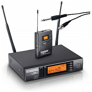 LD Systems WS 1000 G2 BPG - Wireless Microphone System 1/4
