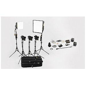 Dedolight SPS-5 Zestaw Portable Studio - 5 lamp 1/1