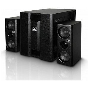 LD Systems DAVE 8 XS - Compact active PA system 1/3