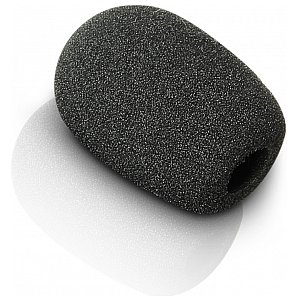LD Systems D 909 - Windscreen for Microphone black 1/1