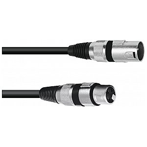 Omnitronic Cable SADC XLR male/XLR female 0,3m 1/2