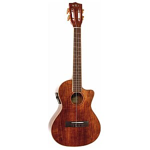 Kala KA KA KTGE C EQ KOA Series Tenor, with Cut Away & EQ, Highpolish, without Bag/Case, Ukulele Tenorowe 1/3
