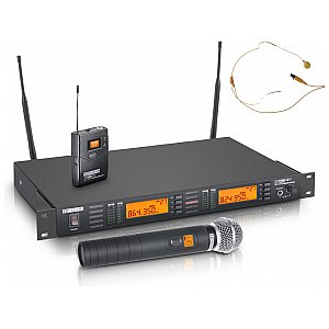 LD Systems WS 1000 G2 HBHH2 - Wireless Microphone System 1/5