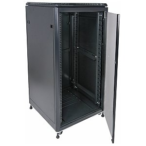 "Adastra 19"" Data cabinet flat packed, 21U (924mm), szafa rack 1/1"