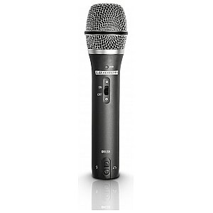 LD Systems D 1 USB - USB / XLR Dynamic Vocal Microphone with Headphone Output 1/4